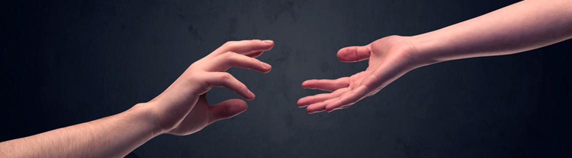 Der Kontaktmarkt hilft den Partner zu finden.